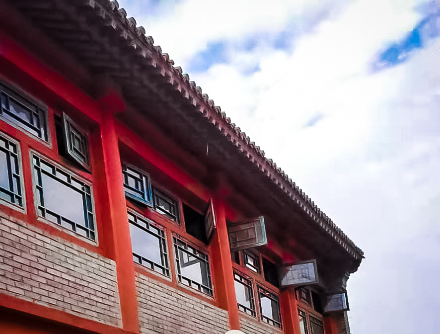 北京偏坡峪山下酒店