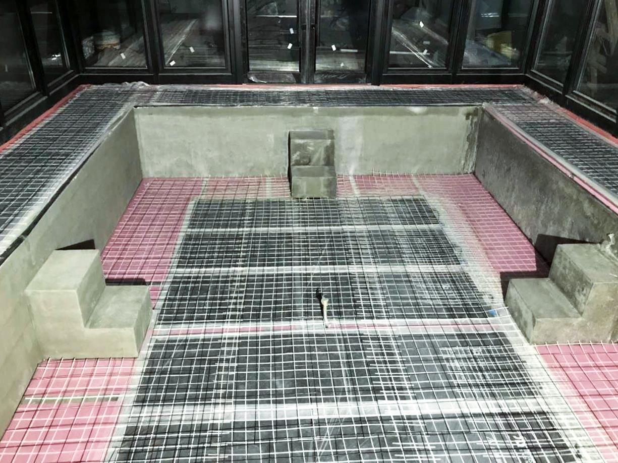 施诺纳米碳热膜铺设