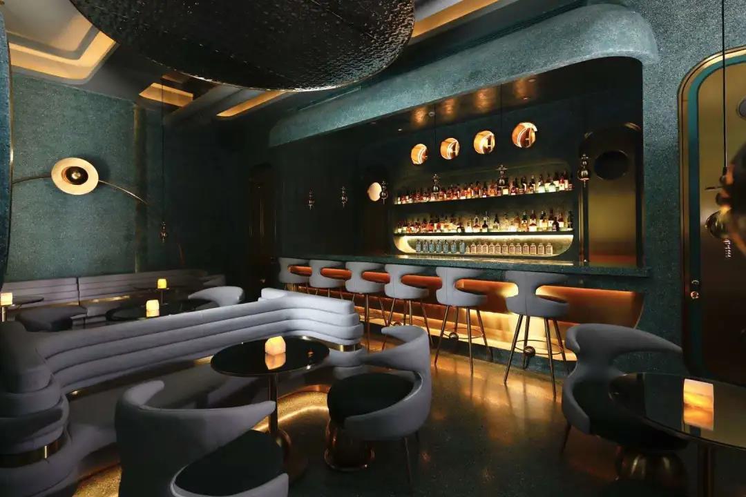 杭州大富翁酒吧内景